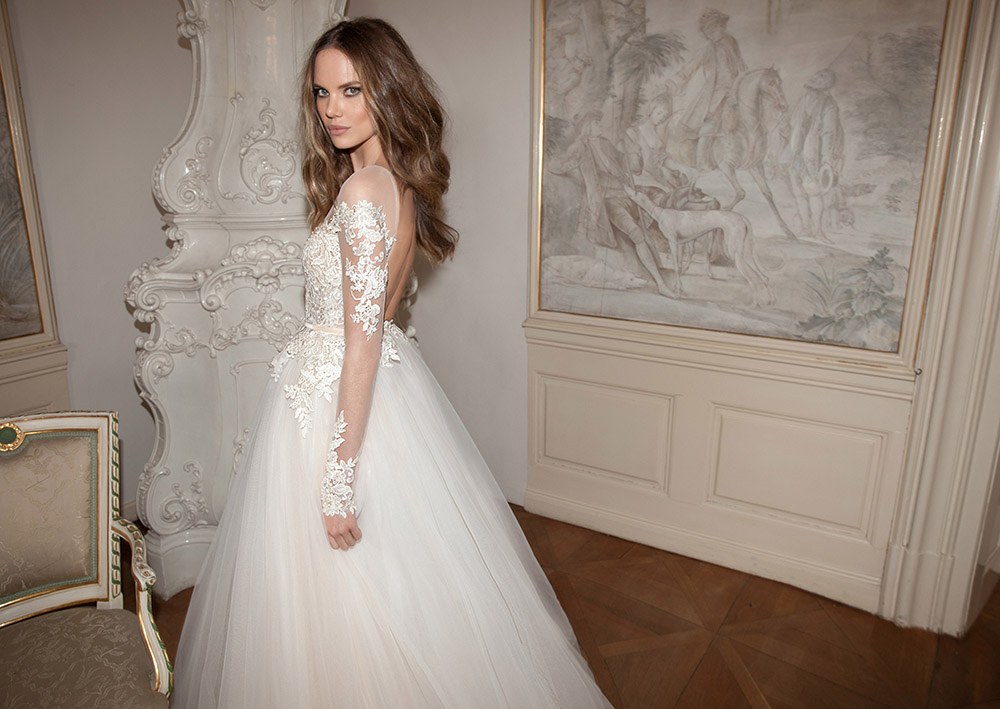 Fall 2015 Wedding Dress