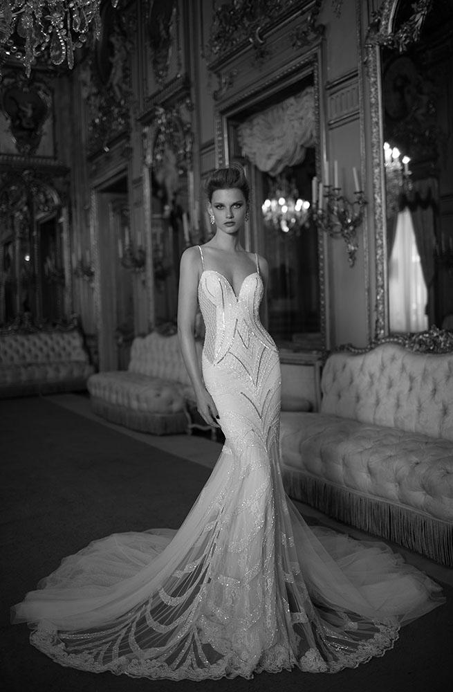 16023 - Лукбук свадебных платьев Berta Bridal весна-лето 2016.