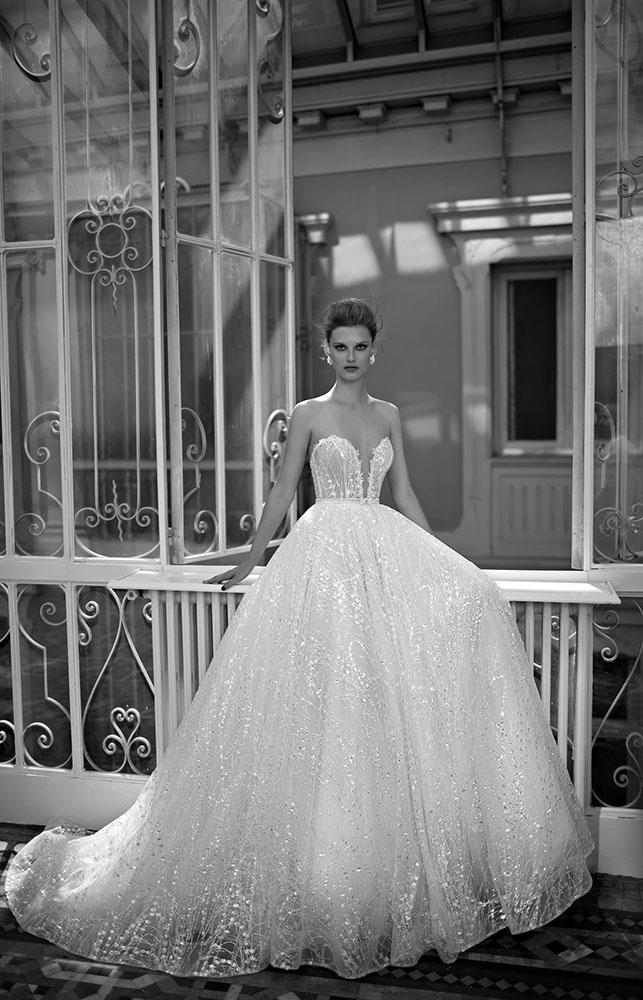 16071 - Лукбук свадебных платьев Berta Bridal весна-лето 2016.