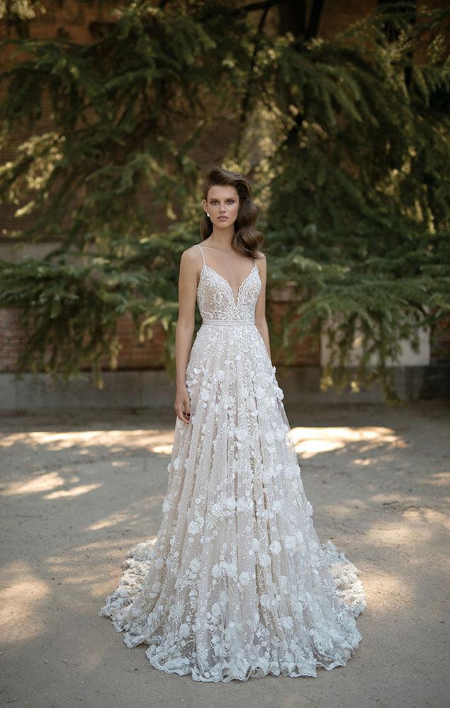 16231 - Лукбук свадебных платьев Berta Bridal весна-лето 2016.
