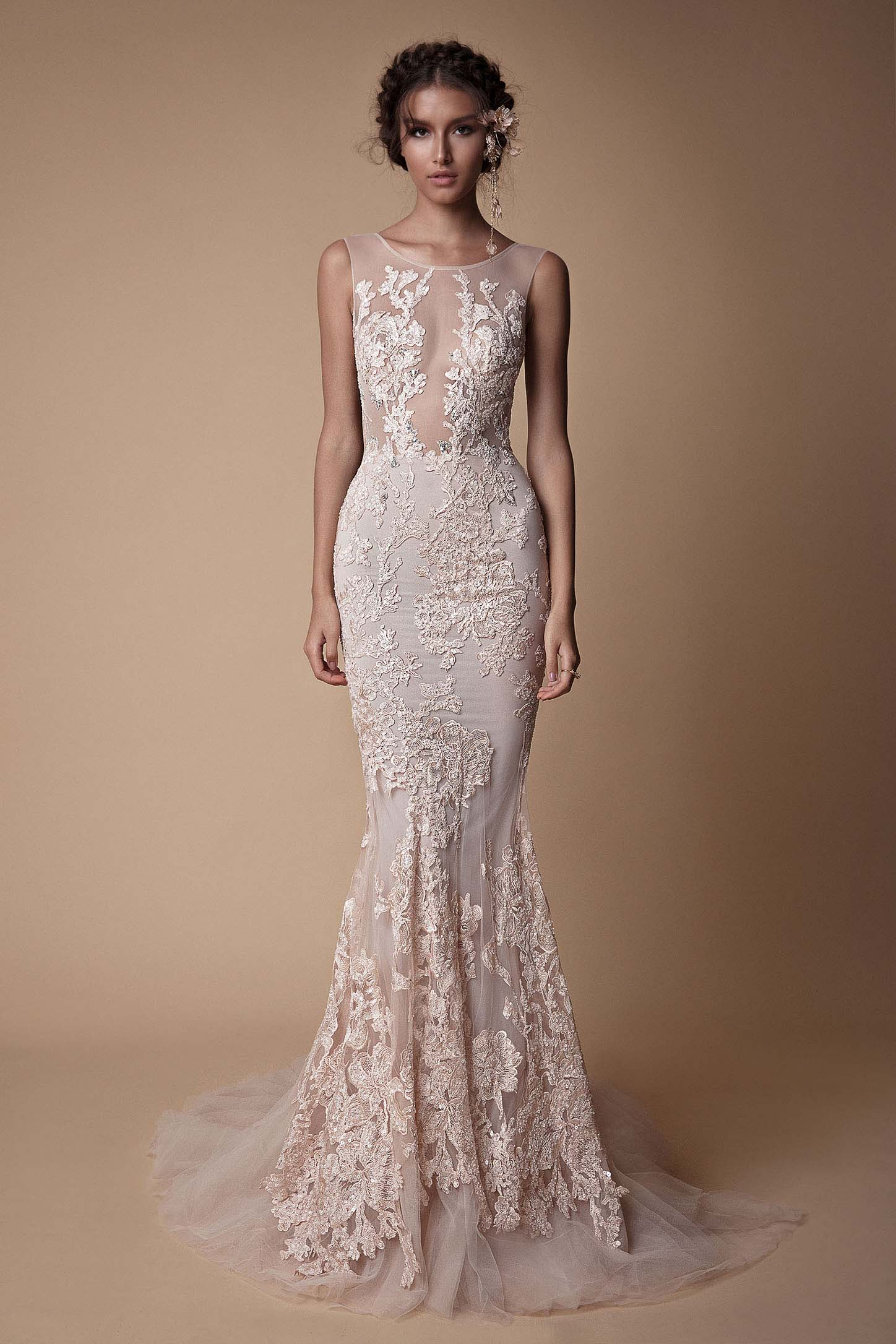 Berta Bridal 2018 Fall Wedding Dresses