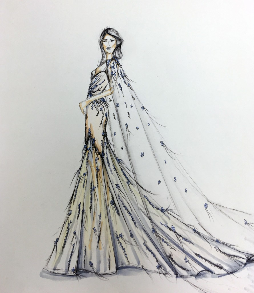 Sketch of Style 18-112