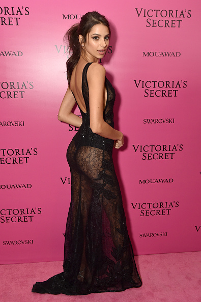 attends the 2017 Victoria's Secret Fashion Show In Shanghai After Party at Mercedes-Benz Arena on November 20, 2017 in Shanghai, China.