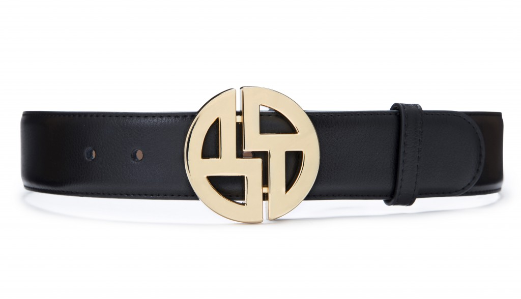 BERTA branded belt