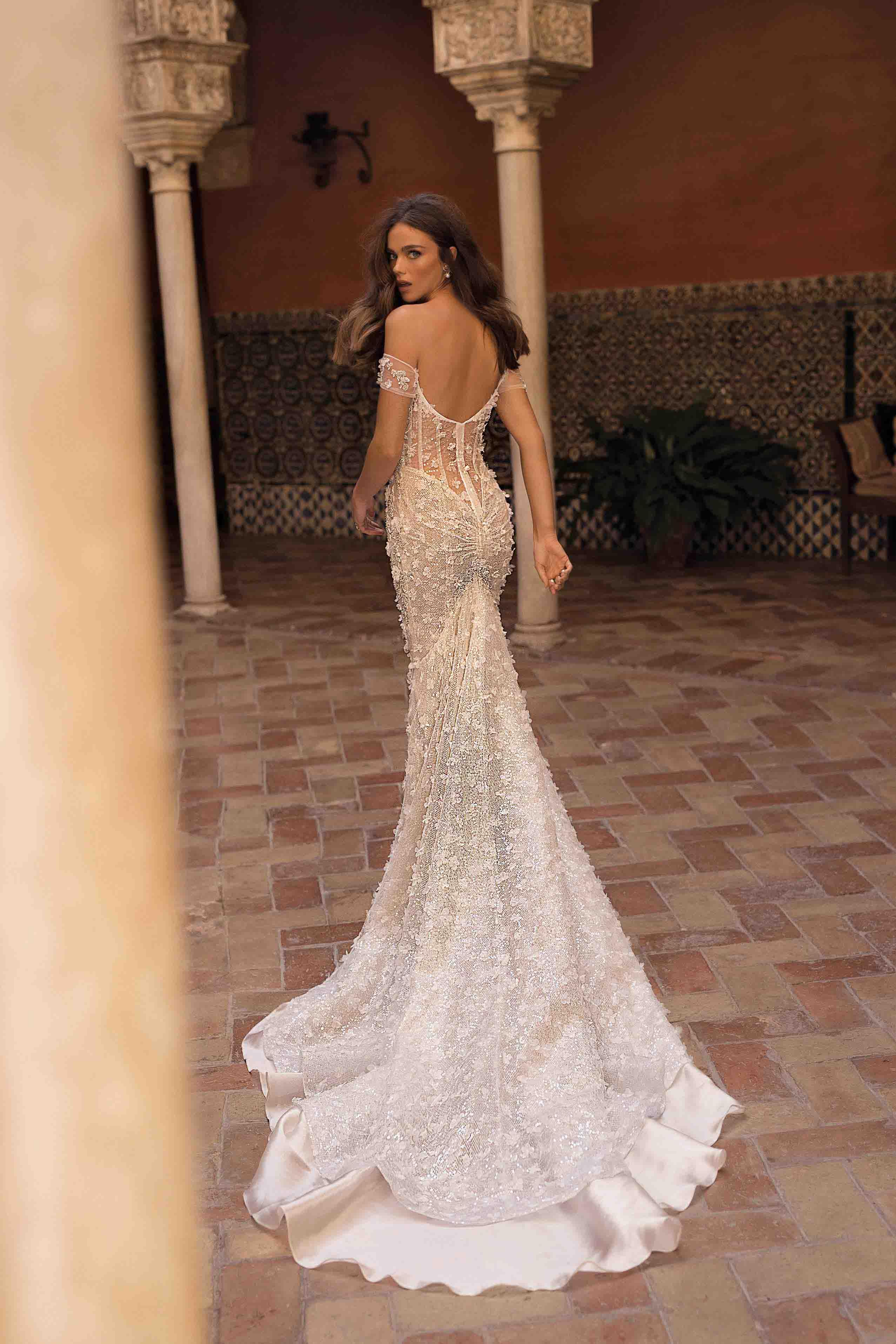 Berta Wedding Dresses.F W 2018 Berta