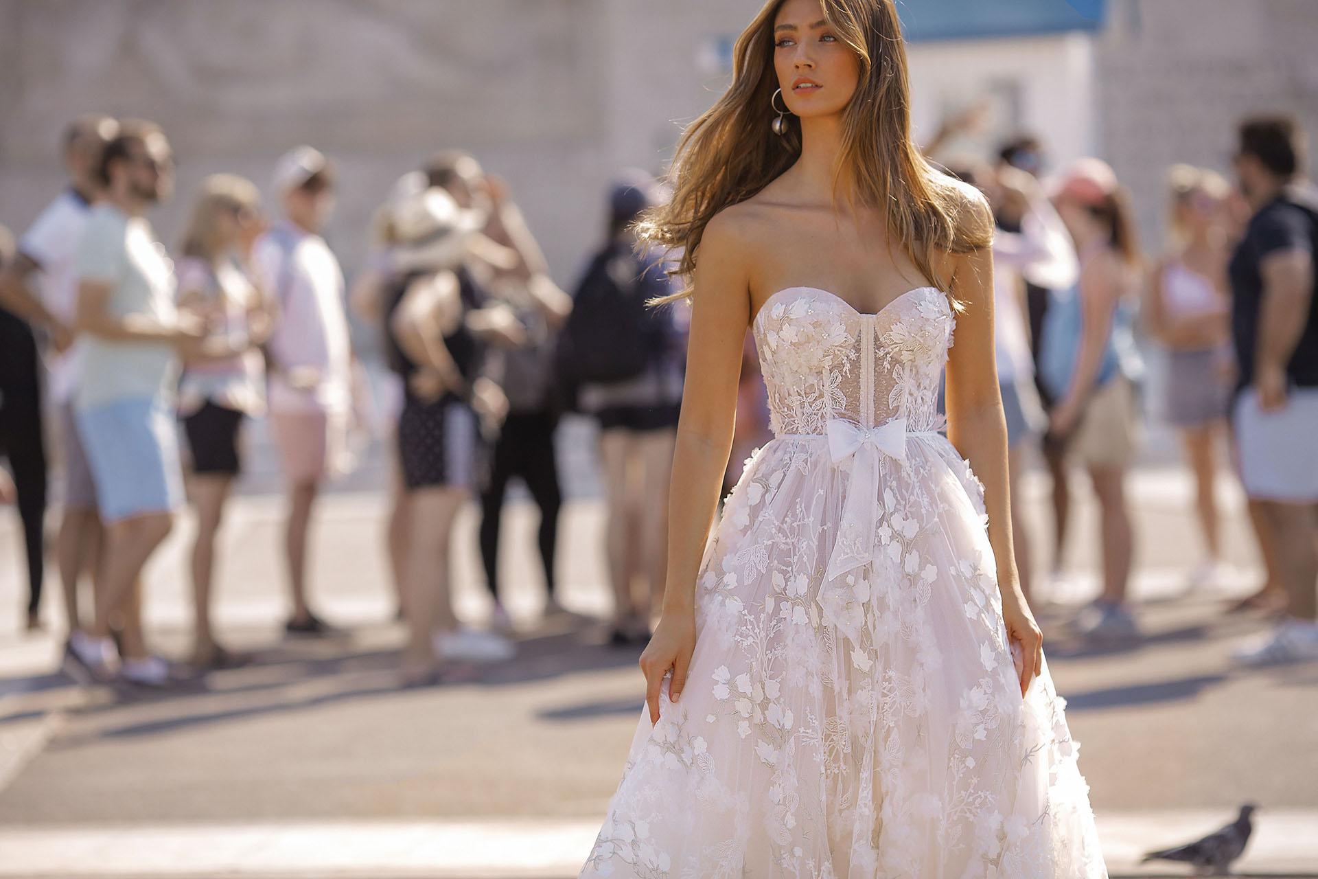 Свадебные Платья Berta