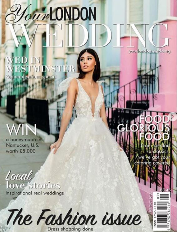 YOUR LONDON WEDDING MAGAZINE
